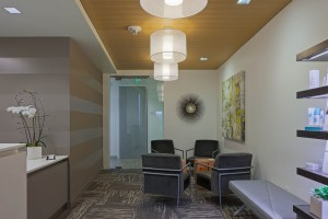 Dr. Shahram Salemy New Seattle Plastic Surgery Office Reception