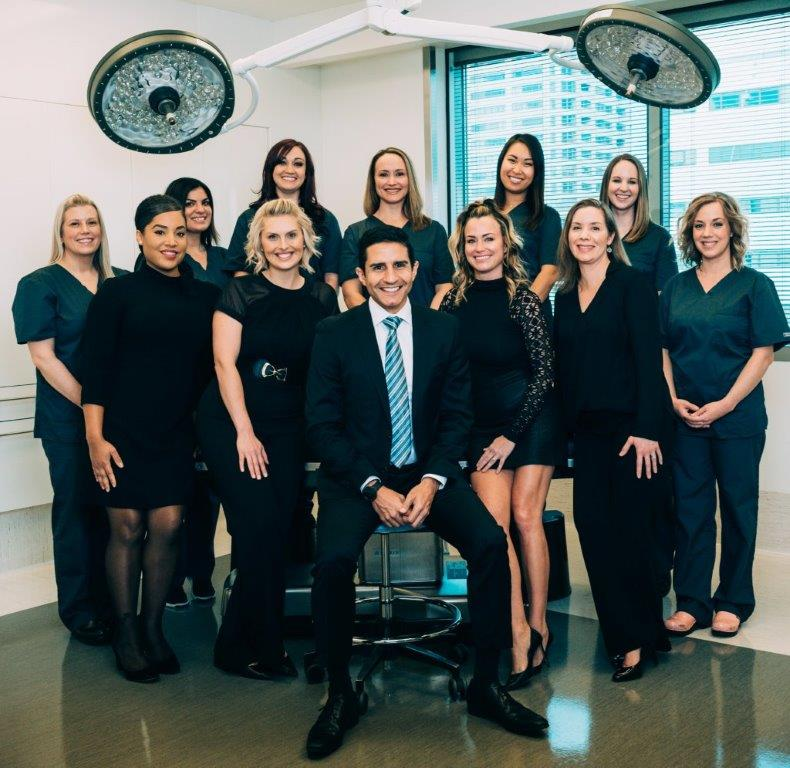 Dr. Salemy plastic surgery team