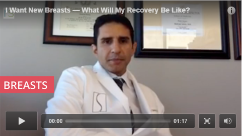 Breast-Cosmetic-Surgery-Recovery